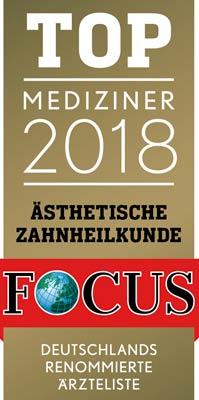 Focus Top Mediziner 2018